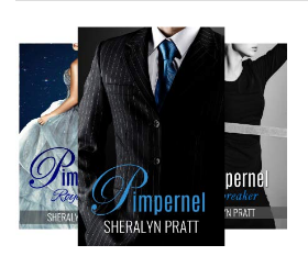 Image of Pimpernel series covers