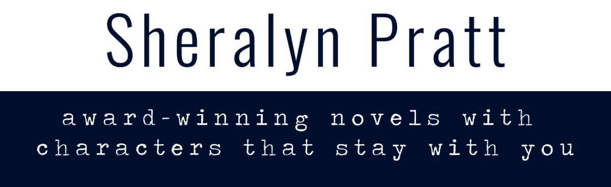 Sheralyn Pratt: award-winning of stories with characters that stay with you