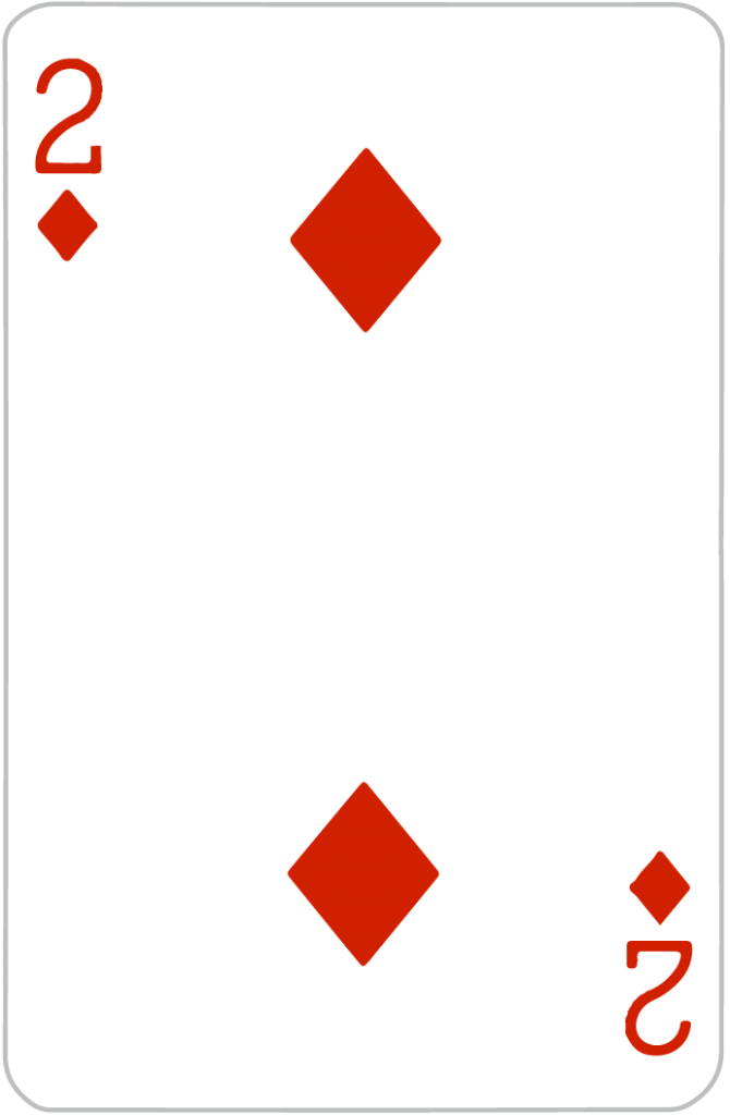 2 of Diamonds