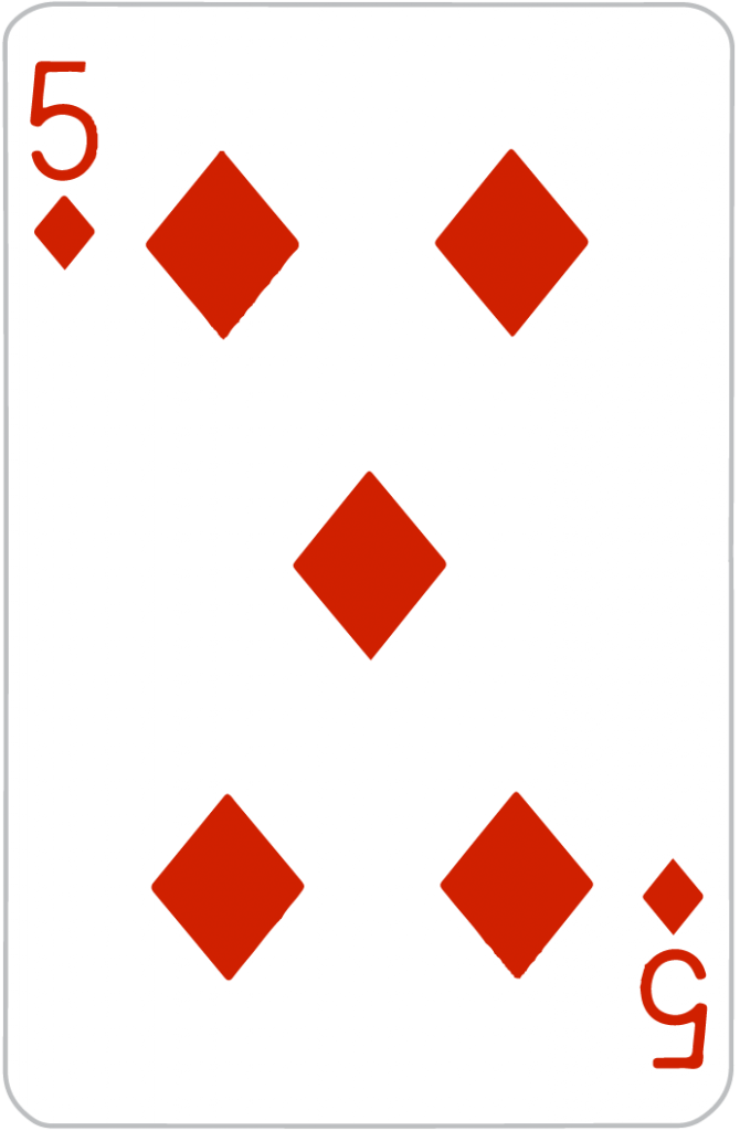 5 of Diamonds
