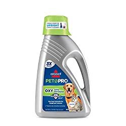 Bissell Pet Pro formula