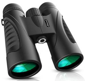 Stelnend binoculars